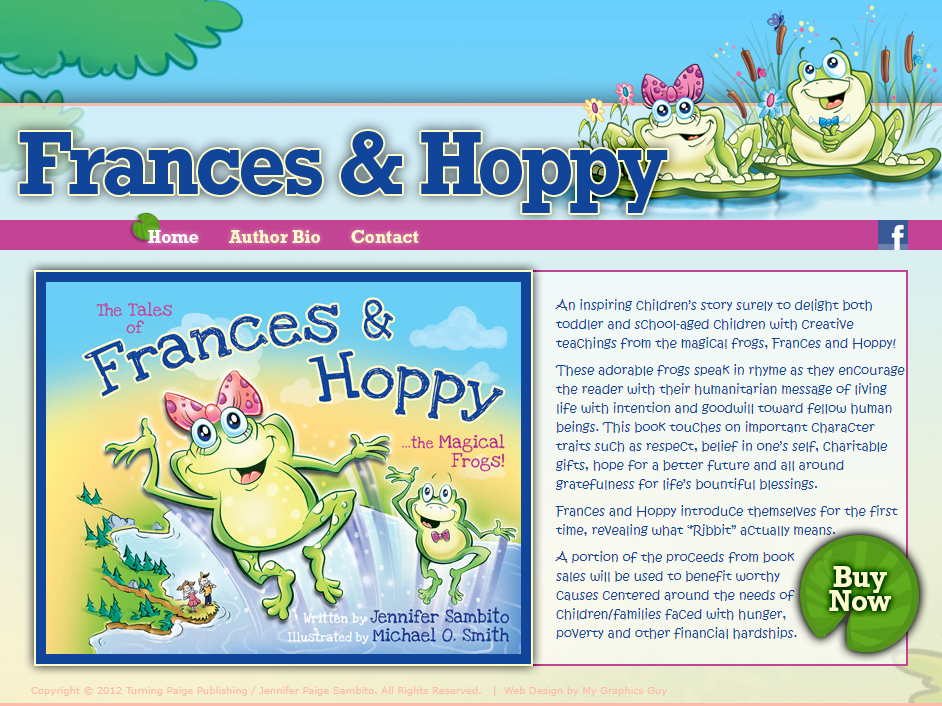 Frances & Hoppy
