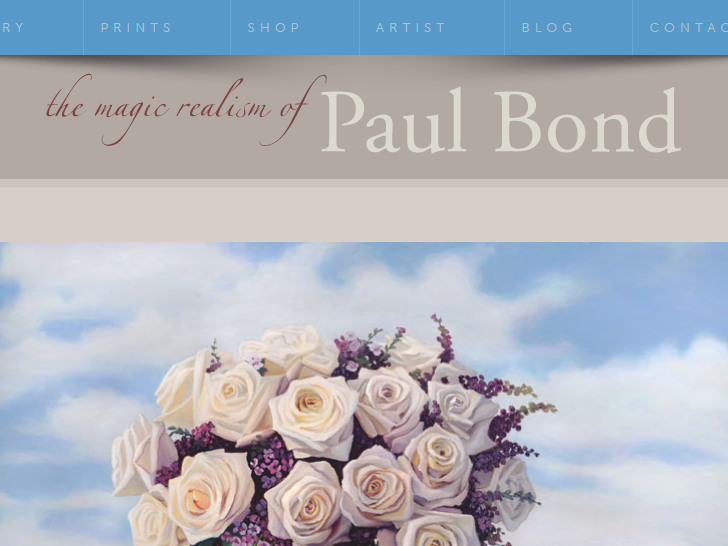 Paul Bond Fine Art